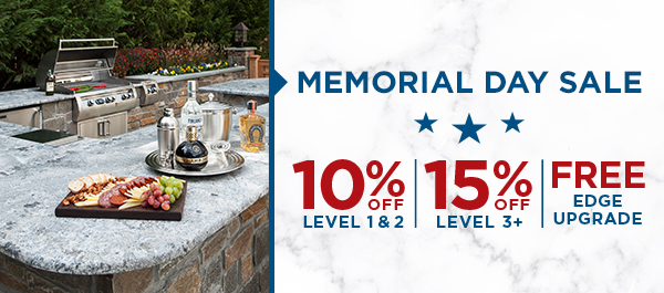memorial day sale at colonial marble
