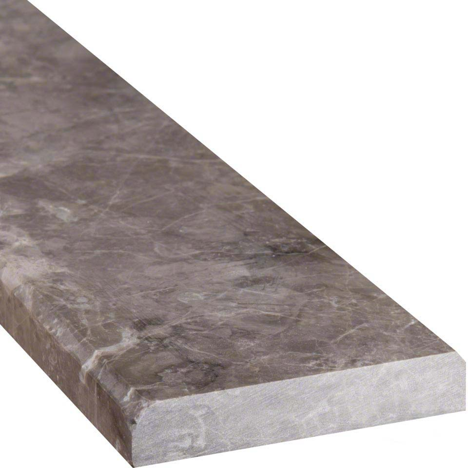 Tundra Gray 4x36 Double Beveled Threshold Polished - Colonial Marble & Granite