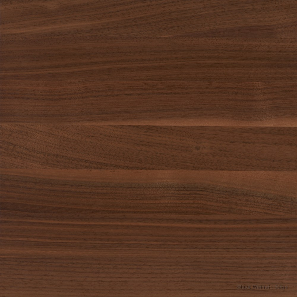 Black Walnut Edge Countertop