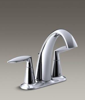 kohler faucet bathroom