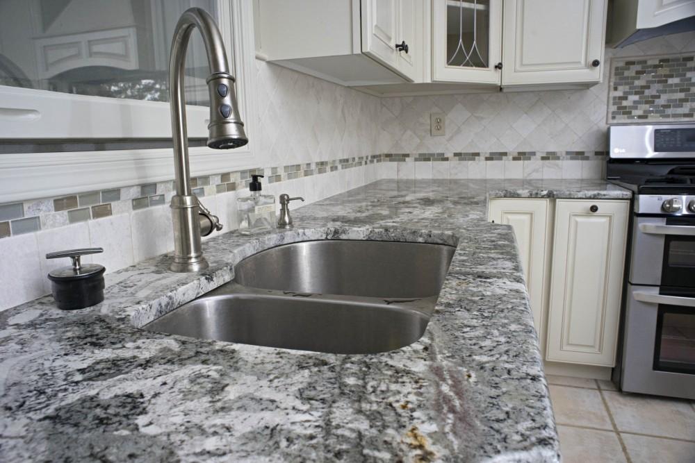 CMG 3220 Reverse Sink & AF 410 Faucet