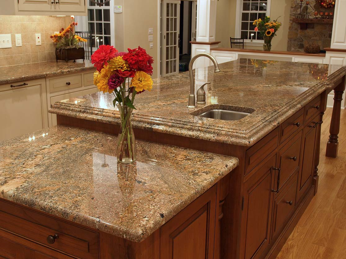 Crema Bordeaux Granite Kitchen Natural Stone Kitchen Colonial Marble Granite