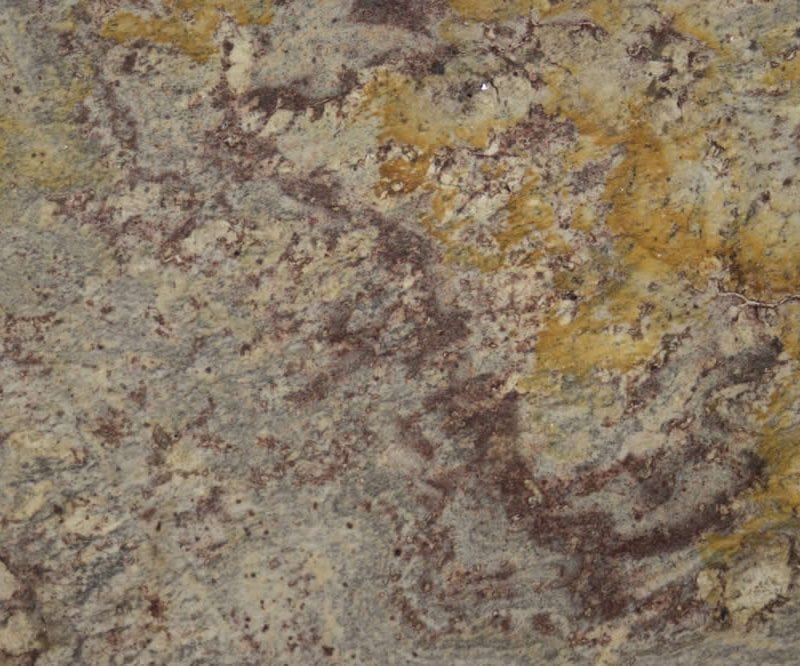 Typhoon Bordeaux Polish Granite Countertop Colonial