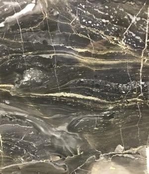 Marble - Arabascato Grigio Black close-min