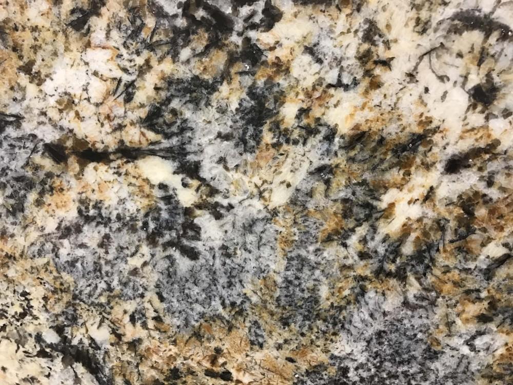 caravelas gold granite colonial marble granite. Black Bedroom Furniture Sets. Home Design Ideas