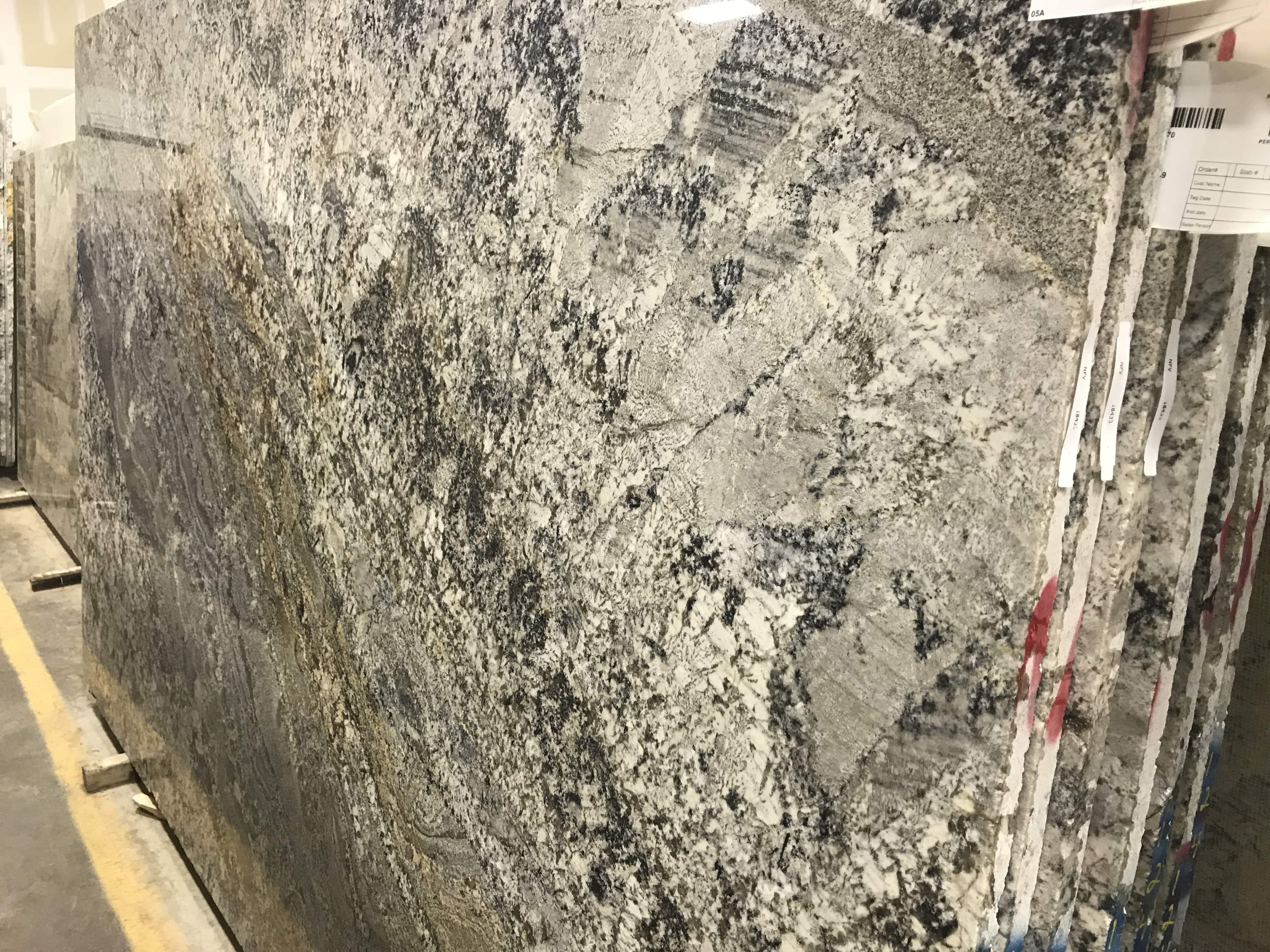 Persian White Granite - Colonial Marble & Granite
