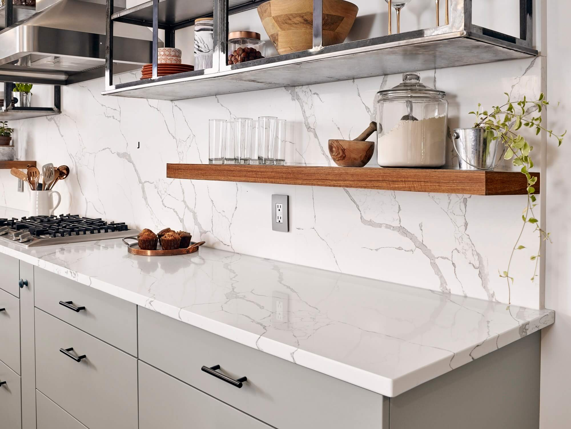 Granite Kitchen Countertops | Colonial Marble & Granite